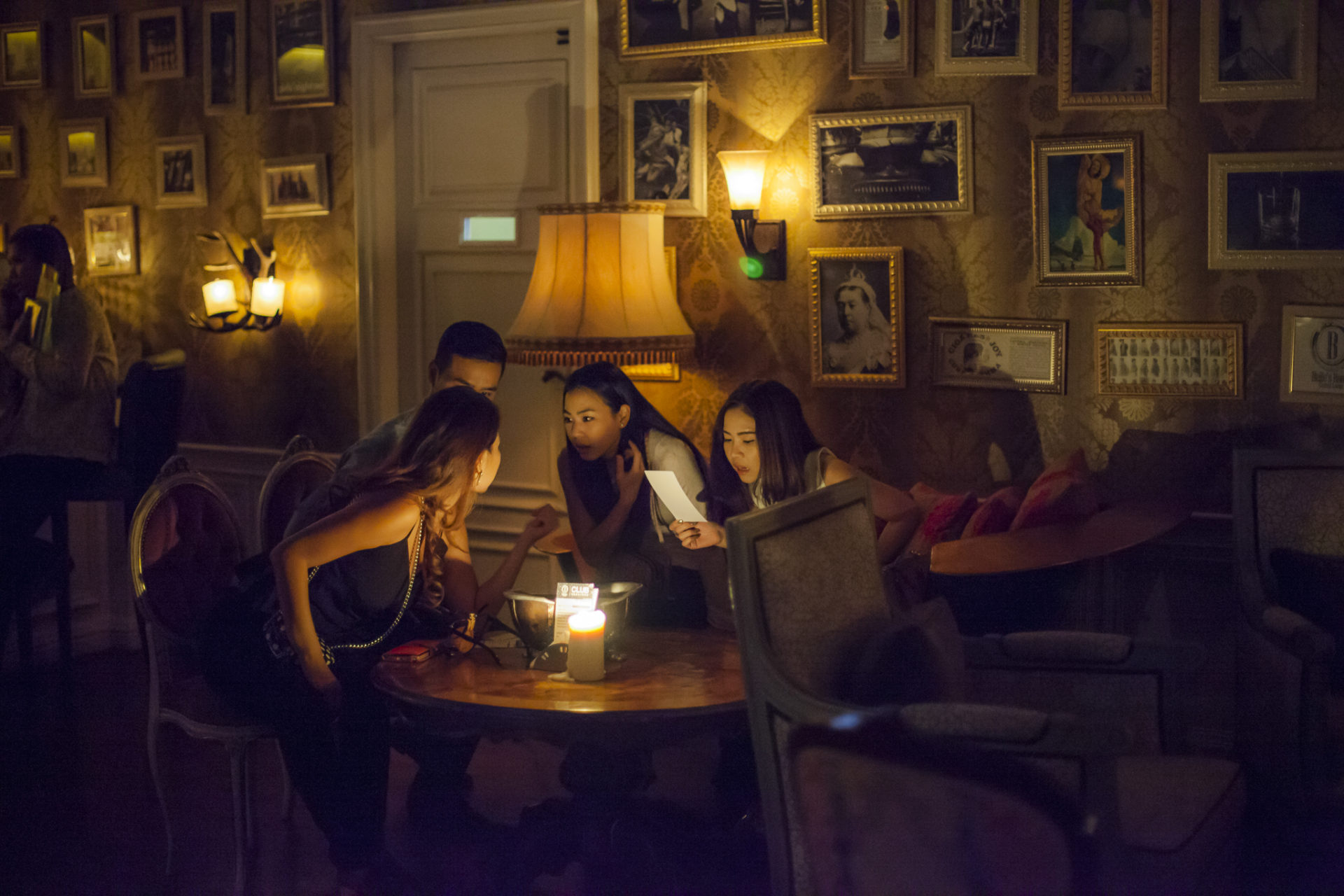 Belle's Room